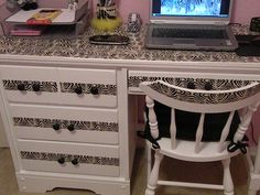 Awesome idea for decorating with duct tape!