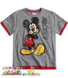 Tricou Mickey Mouse hainutele piticilor