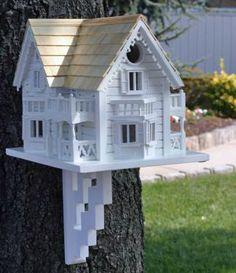 My Romantic Home: Beautiful Birdhouses