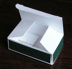 gift boxes, idea, gift wrap, craft, box tutori, packag, how to make a box, how to make boxes, box templates