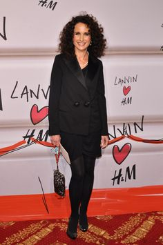 Celebs arrive for the H Lanvin launch party