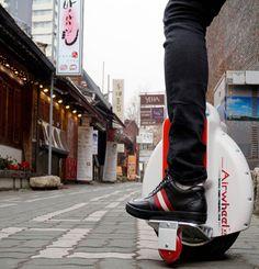 Airwheel X3 Self balancing Electric Unicycle Scooter #rides #scooter #unicycle #electricbike #airwheel
