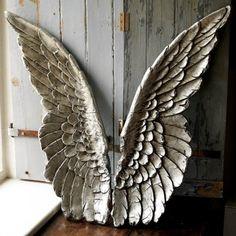 decor, idea, angel wings, stuff, art, inspir, hous, angels, thing