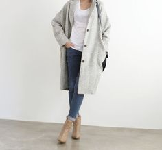 comfy and chic.