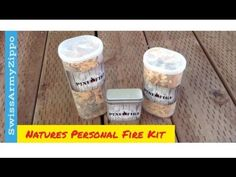 No-Nonsense Way to Make Fire in Nature http://rethinksurvival.com/nonsense-way-make-fire-nature-video/
