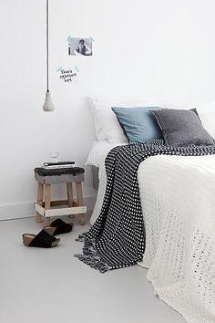 Bedroom hanging light