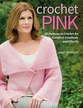 Martingale has come out with 2 new books full of great ideas to make for those affected by cancer.  Crochet Pink by Janet Rehfeldt is full o...