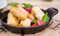 Home & Family - Recipes - Natalie Forte's Dates In A Blanket Recipe   Hallmark Channel