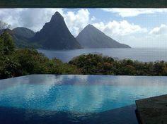 Jade Mountain Resort - St Lucia