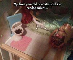 Raisins lol