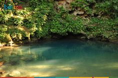 The other #BlueHole in #Belize! #Belize's #InlandBlueHole.
