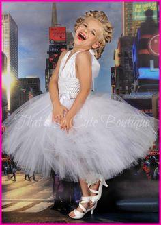 Marilyn Monroe Tutu Dress