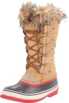 Sorel Joan of Arctic Boot - Women's Boots 5 Taffy Sorel,http://www.amazon.com/dp/B006L06UIE/ref=cm_sw_r_pi_dp_3mECsb0B122JWBRH