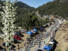 2014 Tour of California - Rock store climb #cycling