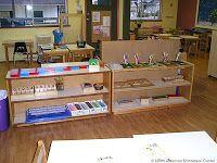 NAMC montessori preschool classroom routine schedule planning