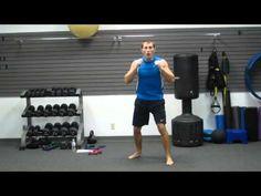 Hasfit.com cardio kickboxing workout
