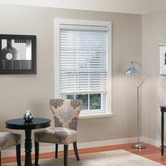 Cordless wood blinds from JC Penny