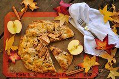 Gluten-free Apple Crostata