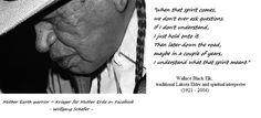 Wallace Black Elk wisdom