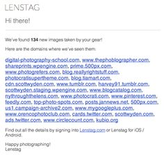 How Lenstag Can Help Identify Non Permitted Photo Use