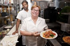 Get to Know a Chef: Rosa Marinuzzi, 7 Numbers