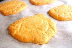 Gluten Free Grain Free Low Calorie Cloud Bread.