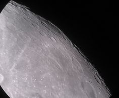 """Taken from a backyard with a 8"""" telescope at 300x magnification."""