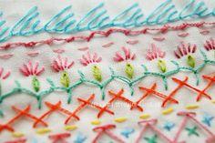 Pretty stitches