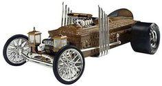 Grandpa Munster's Dragula car