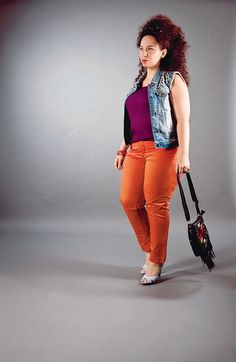 Moda para tallas grandes http://www.revistaperfil.com/galeria/moda-para-tallas-grandes
