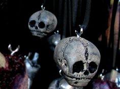 Skull head Ornaments