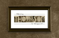 Love this for a wedding gift!