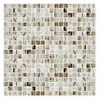 Antigua Glass Mosaic tile.5 x .5 in. #thetileshop