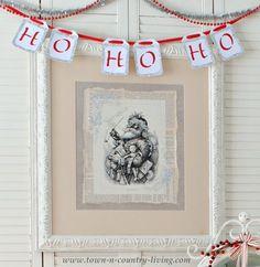 DIY Santa Claus Pict