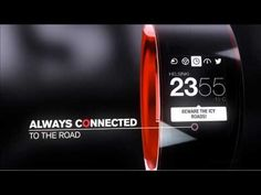 Nissan Enters Wearable Technology Space with the Unveil of the Nismo Watch Concept