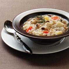 Slow Cooker Chicken Barley Stew