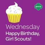 Girl Scout Week