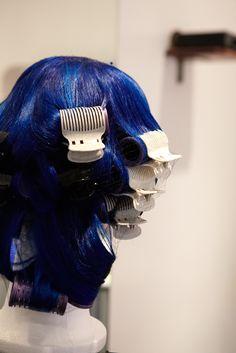 Blue hair! #KP3D