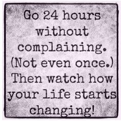 24 hours can change your life! Cherokee Billie