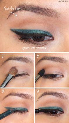 Makeup Tutorial: Eme