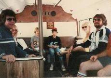 Ronnie Milsap Tour Bus