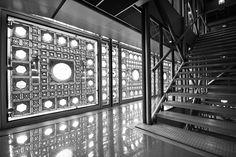 Institut du Monde Arabe, Paris | Jean NOUVEL & Architecture-Studio, 1987