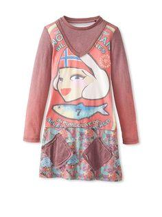 Custo Barcelona Girl's Norwegian Dress, http://www.myhabit.com/redirect/ref=qd_sw_dp_pi_li?url=http%3A%2F%2Fwww.myhabit.com%2Fdp%2FB007VMG27K%3Frefcust%3DNK3E32EBNA7MEBU5NECG365PSQ