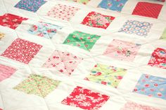 happy little cottage: quilts