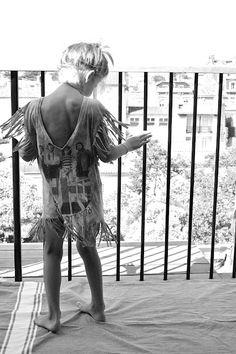 (d'Arthur à Zoé)★: DIY la robe d'indienne