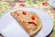 Dinner Recipe: Three Cheese Pizza Calzones