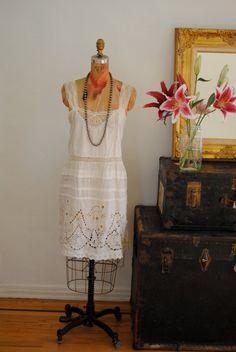 victorian vintage lace dress