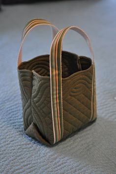 placemat tote bag sewing tutorial