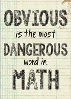Math Posters for the classroom.
