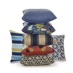 Accent Your Patio Furniture With Outdoor Throw Pillows From Old Time Pottery